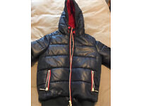Super dry puffer jacket