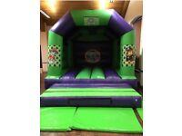 Bouncy castles £65per d