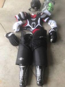 Équipement d'hockey Hockey equipment