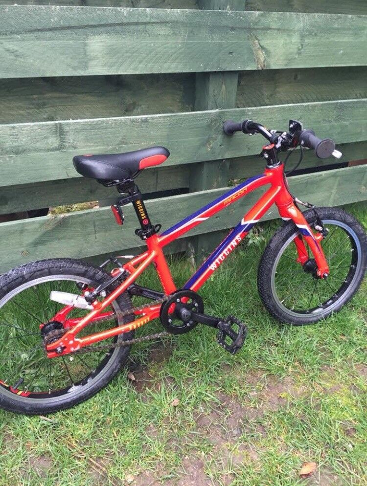 Bradley Higgins Macon kids bike