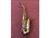 Buffet 400 Series Alto Saxophone - Gold Lacquer