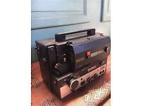 Eumig Super 8 projector