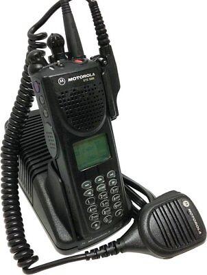 Motorola Xts3000 Two Way Radio 800 Mhz Smartnet Smartzone Omnilink Multizone