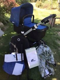 Bugaboo buffalo immaculate condition with extras
