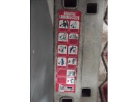 Youngman aluminium ladders