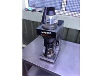 Nova 2 Pot Filter Commercial Coffee Machine