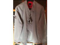 Men's 'LUKE' New Mucka Lightweight Casual Jacket XXL BNWT Cost £90 Marl Grey