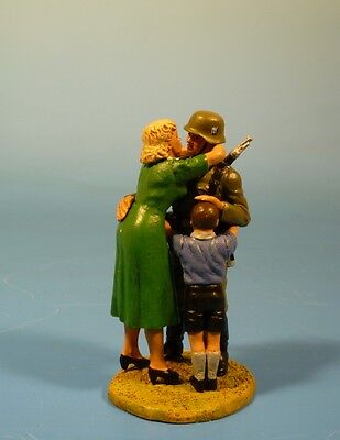 Lineol / Elastolin - Wehrmacht - Verabschiedung – 7cm Serie