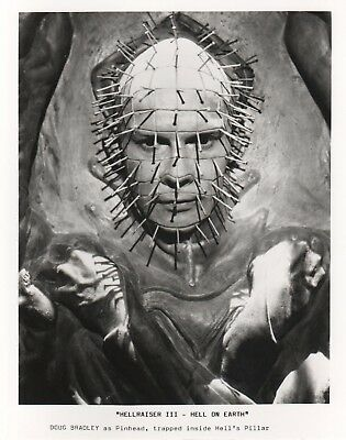 Hellraiser III - photo print - Pinhead, Doug Bradley, Hellraiser