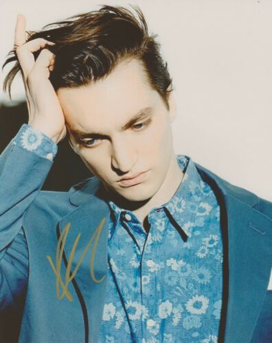 Richard Harmon The 100 Autographed Signed 8x10 Photo COA #C63