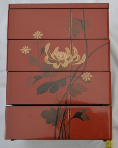 Japanese Laquer boxes