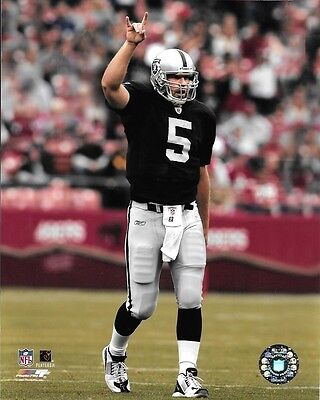 - Kerry Collins - Oakland Raiders   8