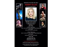 Kerry Ellis Masterclass Durham Gala Theatre 1st July 2017 @ 2.30pm x1
