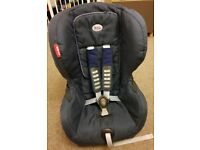 Britax duo plus Isofix car seat with top tether strap