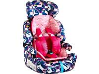 Cosatto super unicorn car seat