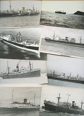 Shipping mixed lot of plain back photo cards x65