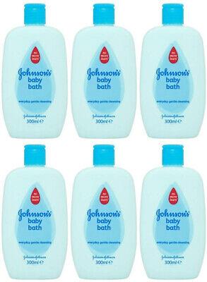 Usado, Johnsons Baby Bath 6 x 300ml comprar usado  Enviando para Brazil
