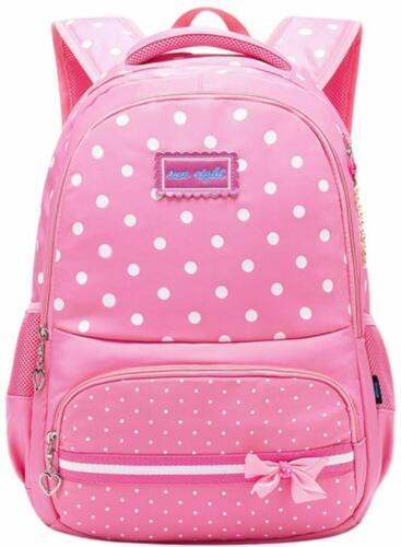 Fabelle Girls School Backpack Kids Shoulder Bag Rucksack preschool elementary