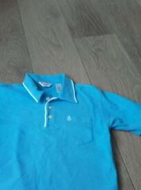 BOYS PENGUIN POLO TOP