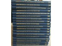 Readers Digest Journeys Into The Past Books Collection x18
