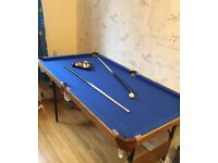 4ft pool table