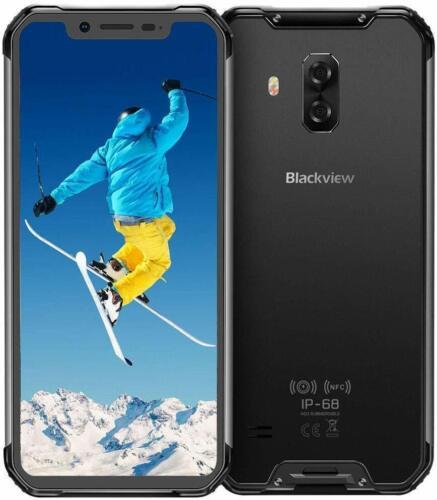 Blackview BV9600 Pro 6GB 128GB Smartphone Cellulare Ricarica