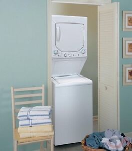Top Washer Laundry Center/ Combinaison Laveuse/ Sécheuse