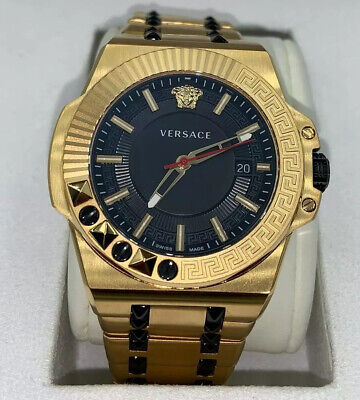 Brand new Versace Chain Reaction VEDY00719 Watch 100% Authentic with warranty