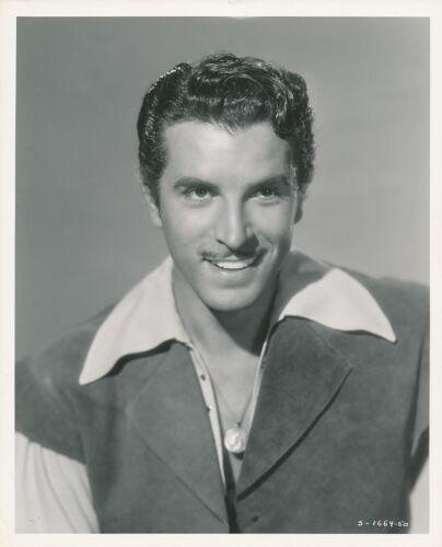 FERNANDO LAMAS Original Vintage 1949 FREULICH Republic Studio Portrait Photo