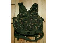 For sale is a Viper tactical vest in excellent condition.