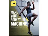 TRX suspension trainer - body weight workout