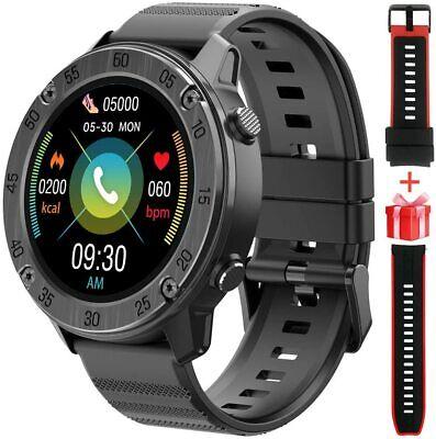 Blackview Smartwatch Orologio Fitness Uomo Donna Impermeabile 5ATM Smart Watch