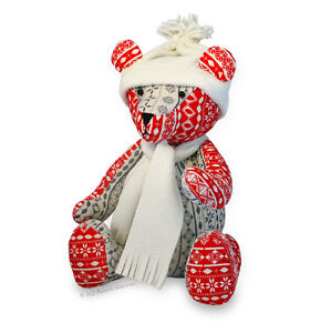Sewing PATTERN Jingle Bear, 13