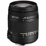 Sigma 18-250mm F3.5-6.3 DC OS HSM Macro Lens - Your Choice in Lens Mount