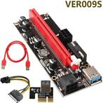 PCI Express Riser 009S Extender Card Adapter 6-Pin