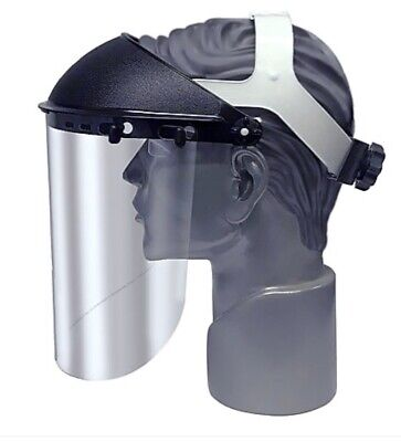Jackson Safety Face Shield With Headgear 170sb