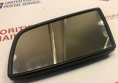 2007-2009 BMW E60 E61 5 SERIES LEFT DRIVER DOOR MIRROR GLASS HEATED AUTO DIM