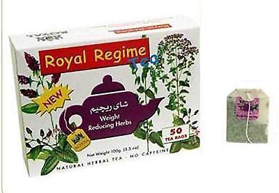 Diät-tee Kräuter (Abnehmen Kräuter-Verlust-Diät 100 Teebeutel Royal Regime Tea Weight Reducing)