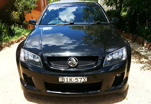 SV6VE HOLDEN COMMODORE 2010 Armidale Armidale City Preview