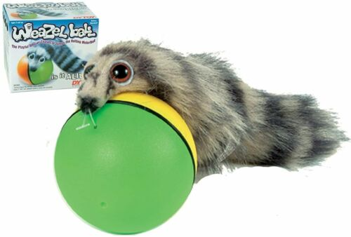 Weasel Ball Motorized Ball Pet Toy