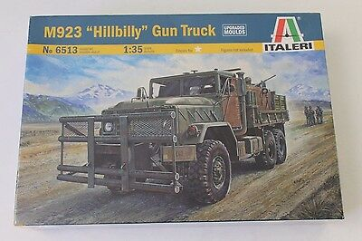 Italeri M923 , 'Hillbilly'  Gun Truck in 1/35 6513 ST for sale  Alhambra