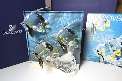 Swarovski WONDERS of the SEA Community, Colored, #854650, Mint with Boxes