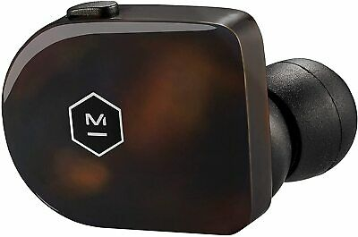 Master & Dynamic MW07 Tortoise Shell True Wireless Earphones Bluetooth