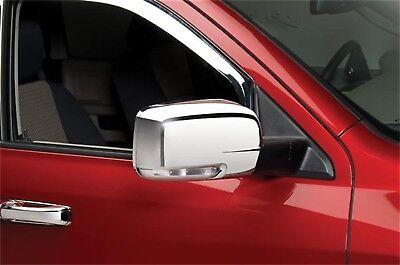 Chrome Door Mirror Cover fits 2009-2009 Dodge Ram 1500  PUTCO 1500 Door Mirror Cover