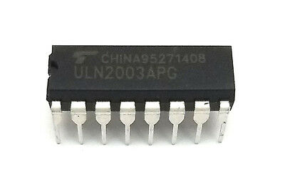 5pcs Toshiba Uln2003apg Uln2003 Darlington Transistor Array 7-channels New Ic