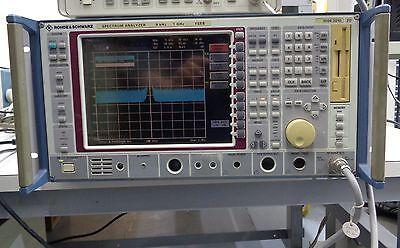 Rohde Schwarz Fse Spectrum Analyzers - Fseb 1066.3010.20