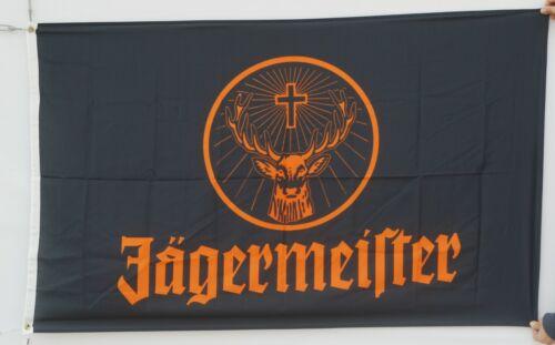 GERMAN JAGERMESITER Jagermeifter black man cave banner 3X5FT flag US Shipper
