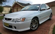 2003 Holden Commodore VY II S SEDAN, ONE OWNER - LOW KM'S! West Hoxton Liverpool Area Preview