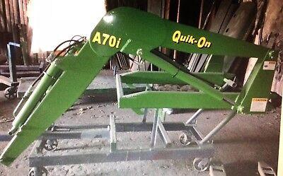 Quik-on A70i Front End Loader Fits John Deere