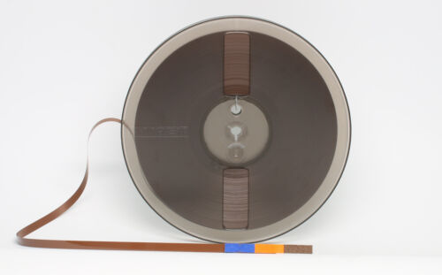 7 Inch Reel to Reel Audio Tape Transfer with Hiss Reduction